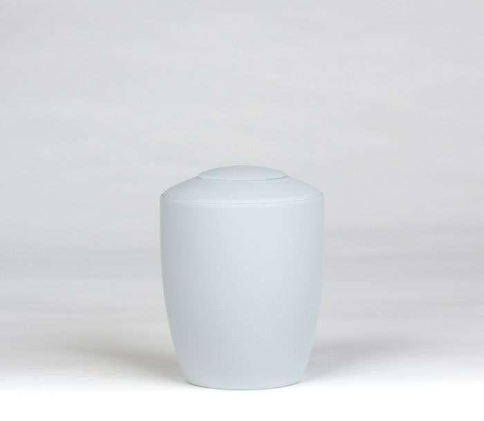 03 Urne Farbe grau • Deckel wahlweise in Urnenfarbe, goldener oder silberner Farbe 0,5 l - 50,00 €, 1,0 l - 60,00 €, 1,5 l - 70,00€, 2,0 l - 80,00€, 2,5 l - 90,00€ (inkl. MwSt.)