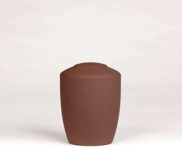 14 Urne Farbe mokka • Deckel wahlweise in Urnenfarbe, goldener oder silberner Farbe 0,5 l - 50,00 €, 1,0 l - 60,00 €, 1,5 l - 70,00€, 2,0 l - 80,00€, 2,5 l - 90,00€ (inkl. MwSt.)