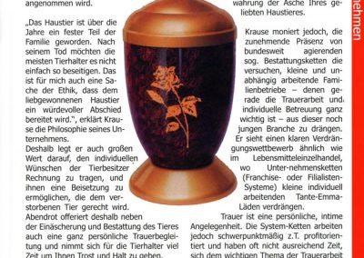 Tierheim Journal Rüsselsheim, Ausgabe 03/2008