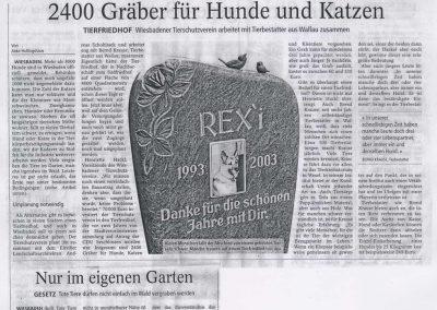 Wiesbadener Kurier 06. November 2012